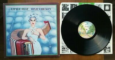 Little Feat ‎– Dixie Chicken- Warner Bros.‎– K46200 UK LP 1973 A1/B1