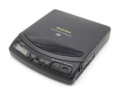 Personal Portable CD Player, Technics SL-XP1 Made in Japan
