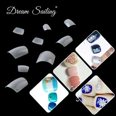 Unghie finte di base per Nail Art. Set 500 pz