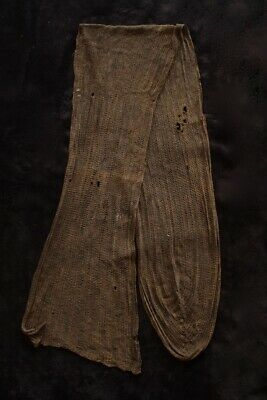 Very Old Loincloth - Jimi River Papua New Guinea mid 20thC