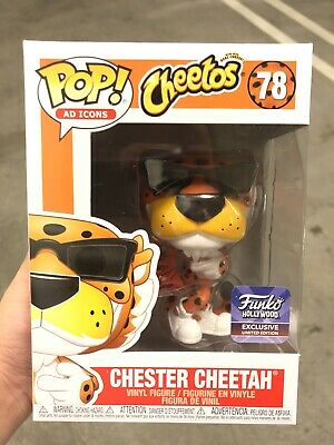Funko Pop! Chester Cheetah Funko Hollywood Grand Opening Exclusive (In Hand)
