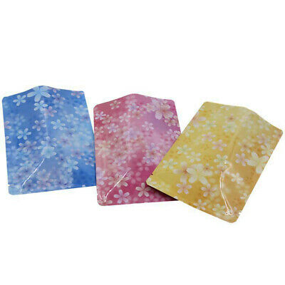 Cherry Blossoms Open Up Aluminum Foil Bags Mylar Food Storage Heat Seal Pouches