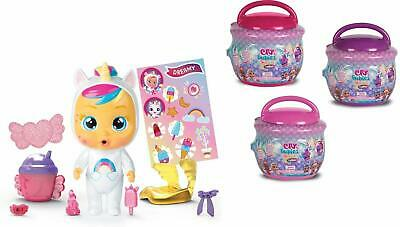 Cry Babies Magic Tears Casetta Ciuccio Bambole Imc Toys 90309