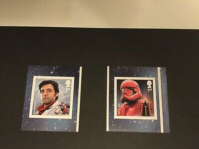 Star Wars Booklet Stamps - 2019