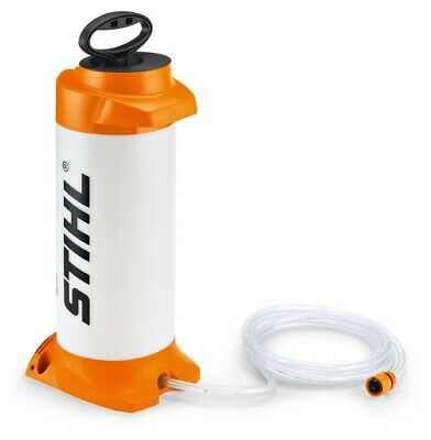 GENUINE STIHL 10 LITRE DUST SUPPRESSION WATER BOTTLE FITS TS400 TS410 TS420 New