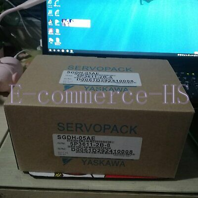 1PC New In Box Yaskawa SGDH-05AE Servo Driver SGDH05AE One year warranty