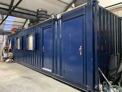 Steel High Spec Shipping Container office