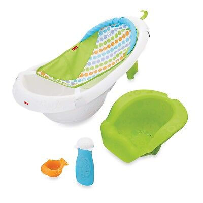Fisher-Price 4-in-1 Sling 'n Seat Baby Bath Tub