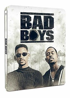 Bad Boys (Uk Exclusive Steelbook) [Bluray] 1M - New & Sealed