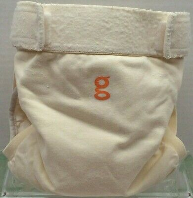 Gdiapers Large Genuine Vanilla Bean Gpants & Pouch