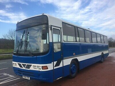 Leyland Tiger (Volvo Engine) Zf Auto - Wrights Endeavour Bus/Coach - Suit Camper