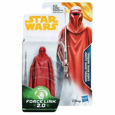 Star Wars Force Link 2.0 Action Figure - Imperial Royal Guard - NEW!