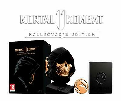 Mortal Kombat 11 PC Collectors Kollector's Exclusive Limited Edition New & Boxed