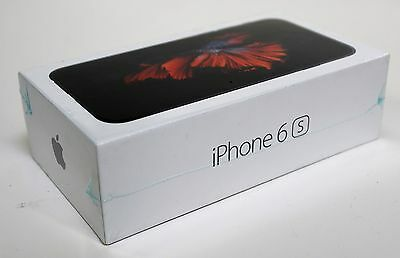 Apple iPhone 6s 16GB Space Gray(UNLOCKED) A1633 (GSM) BRAND NEW SEALED BOX
