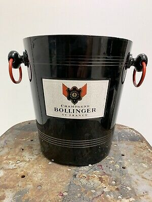 #1 Champagne bucket Bollinger Vintage Made by Argit in France #1