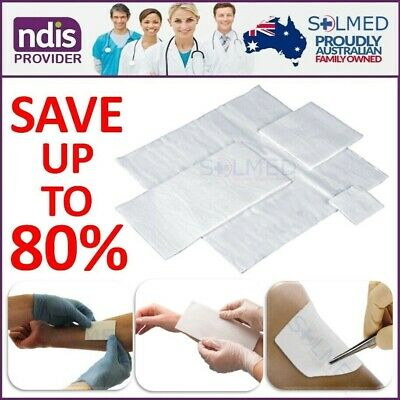 Non Stick Absorbent Wound Pad First Aid Wound Dressing Non Adherent Pad