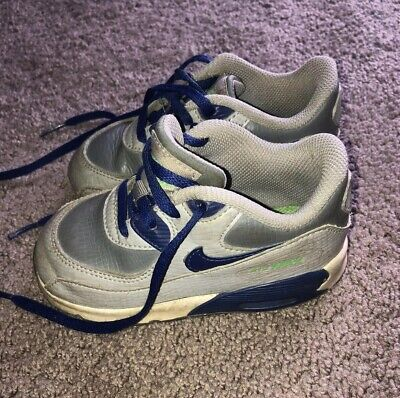 Boys Nike Air Max Size 8 Leather