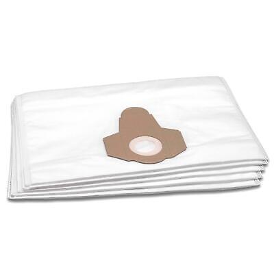 5x Dust bags microfibre for Hoover S2049, S2050, S2051, S2052