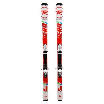 Ski occasion junior Rossignol Hero Jr + fixations