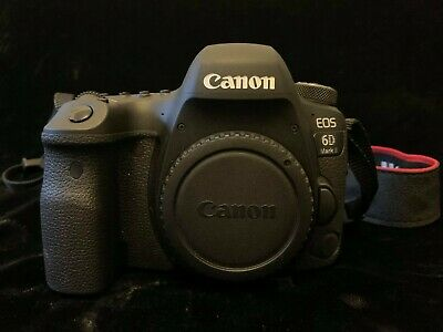 Canon EOS 6D Mark II DSLR Camera body only