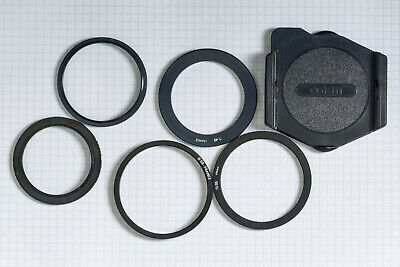 Cokin A Series Group - Filter Holder - Adapter Rings - Step Rings