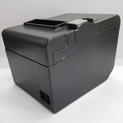 USED Epson TM-T81II M249B Thermal Receipt POS Kitchen Ethernet Printer 1113QL