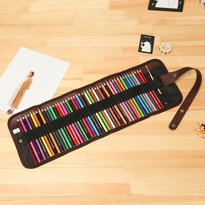 36 Pcs Watercolor Pencils Design Writting Drawing Art Supplies Water-soluble
