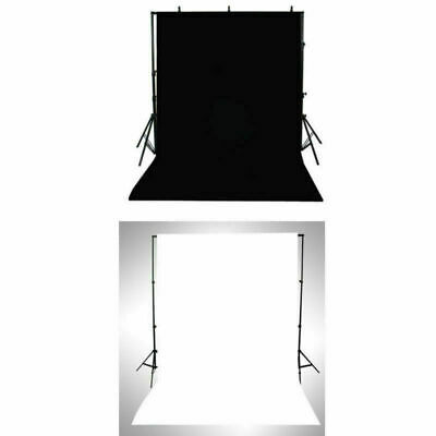 1 Pcs 5FT Slim Vinyl Photography Backdrop Photo Studio Background Props AU