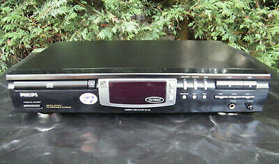Lecteur Philips CD 753 Platine Compact Disc Player