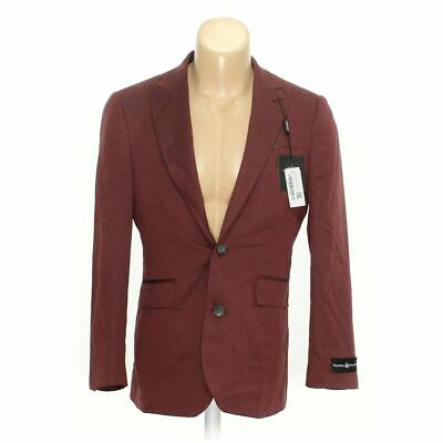 Beverly Hills Polo Club Men's Blazer size S,  red,  viscose, polyester