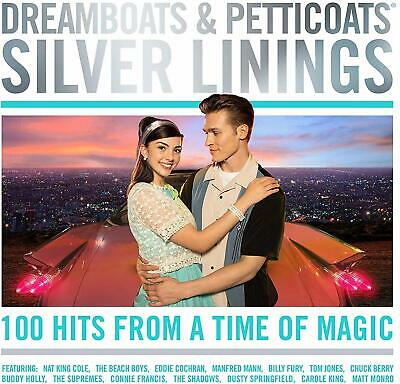 Dreamboats And Petticoats - Silver Linings [CD] 2019 NEW