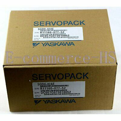 1PC New In Box Yaskawa SGDH-02AE Servo Driver SGDH02AE One year warranty