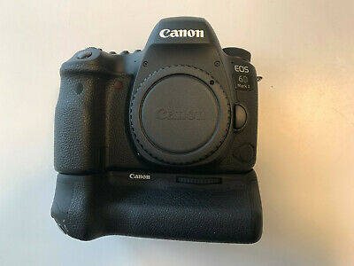Canon EOS 6D Mark II w/ BG-E21 Battery Grip