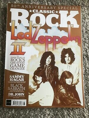 Classic Rock Magazine Issue 266 Aug 19 Great Condition
