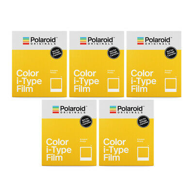 Polaroid Originals Instant Color Film for i-Type Cameras (40 Exposures)