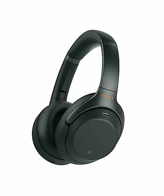 Sony WH-1000XM3 Wireless Noise Canceling Headphones - Black - Sealed in Box