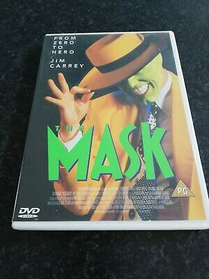 The Mask Dvd Jim Carrey From Zero To Hero