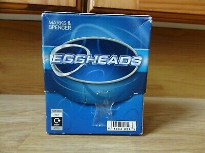Marks and Spencer EGGHEADS Game 2010 - trivia game based on TV quiz show