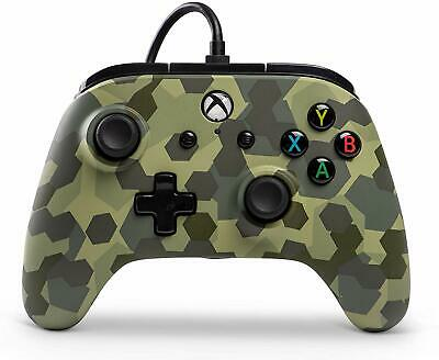 Wired Officially Licensed Controller For Xbox One, S, One X & Windows 10 Gamepad
