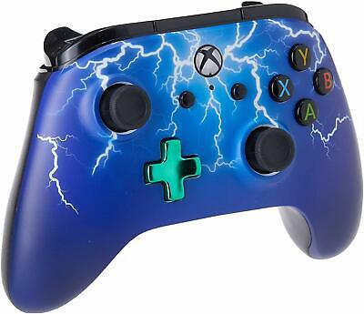 Xbox One Enhanced Wired Gamepad Controller Gaming Joystick Pad Spider Lightning
