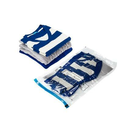 Set of 3 Travel Compression Bags Clothing Packers Lightweight FREE Gift & Del