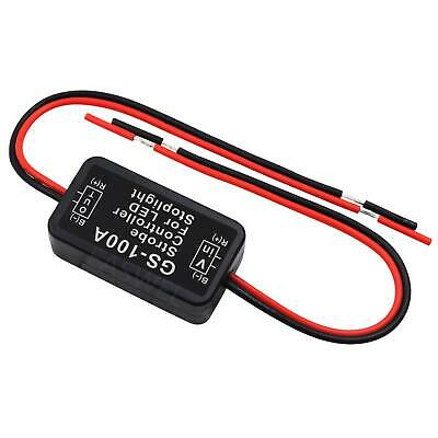 Auto Car Brake Tail Light Flash Strobe Controller Module Vehicle Stop Lamp