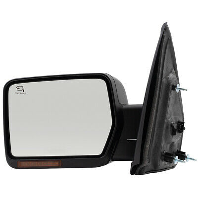 Mirror Power Heated LH Left Driver Side for 12-13 Veloster Glass Roof