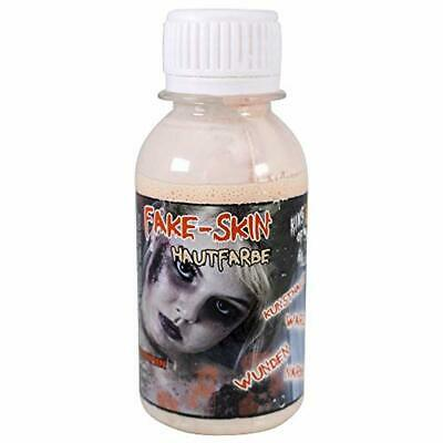 Latex Liquido, Halloween, Latex Milk, Sand 100ml for Wounds and Scars and Clear