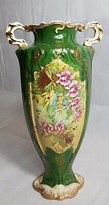 Stunning Antique 18th / 19th Century Possibly French Large Porcelain Vase.