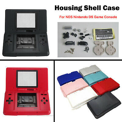 1 Set Housing Shell Case Cover & Buttons For NDS Nintendo DS Game Console Parts