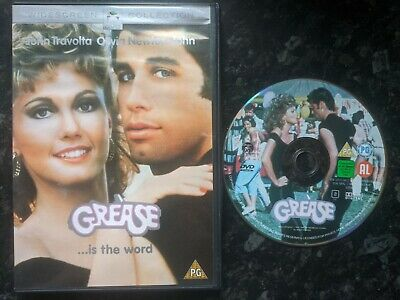 Grease (2002) John Travolta (DVD)
