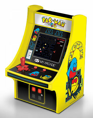 My Arcade Retro Pac-man Micro Player  - BRAND NEW