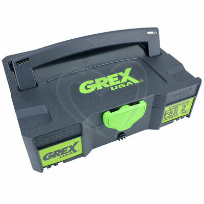 Grex SYS 1 Systainer for GCP650 23 Gauge Cordless Pinner