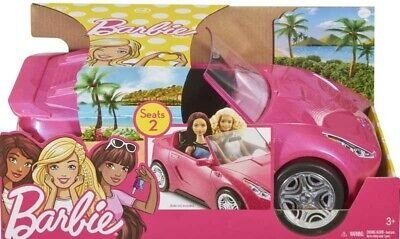 Barbie Glam Convertible Car ideal for Christmas